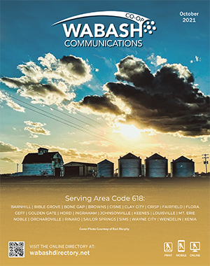 Wabash Telephone Co-op - Book Cover